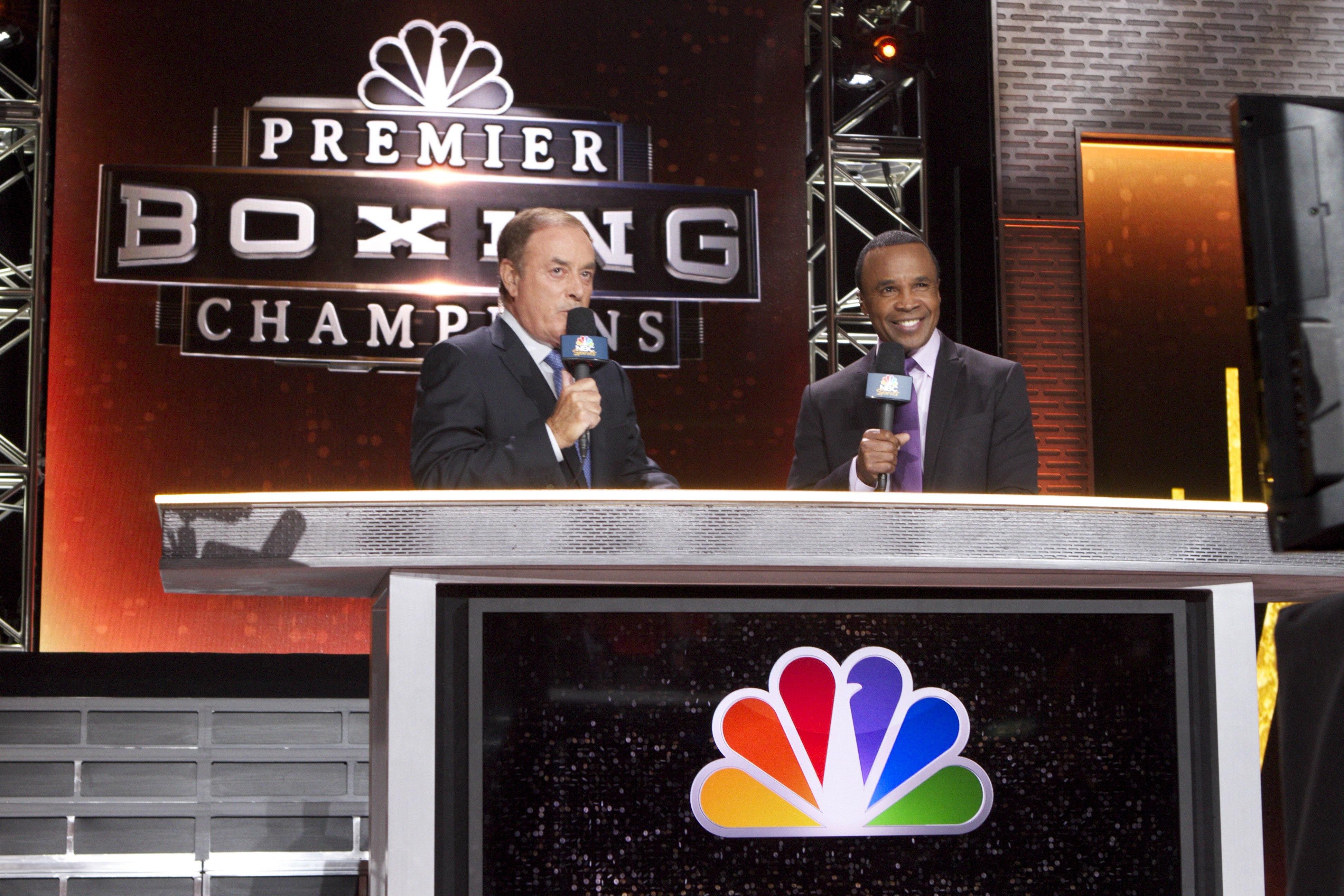 Sugar Ray Leonard - Premier Boxing Champions